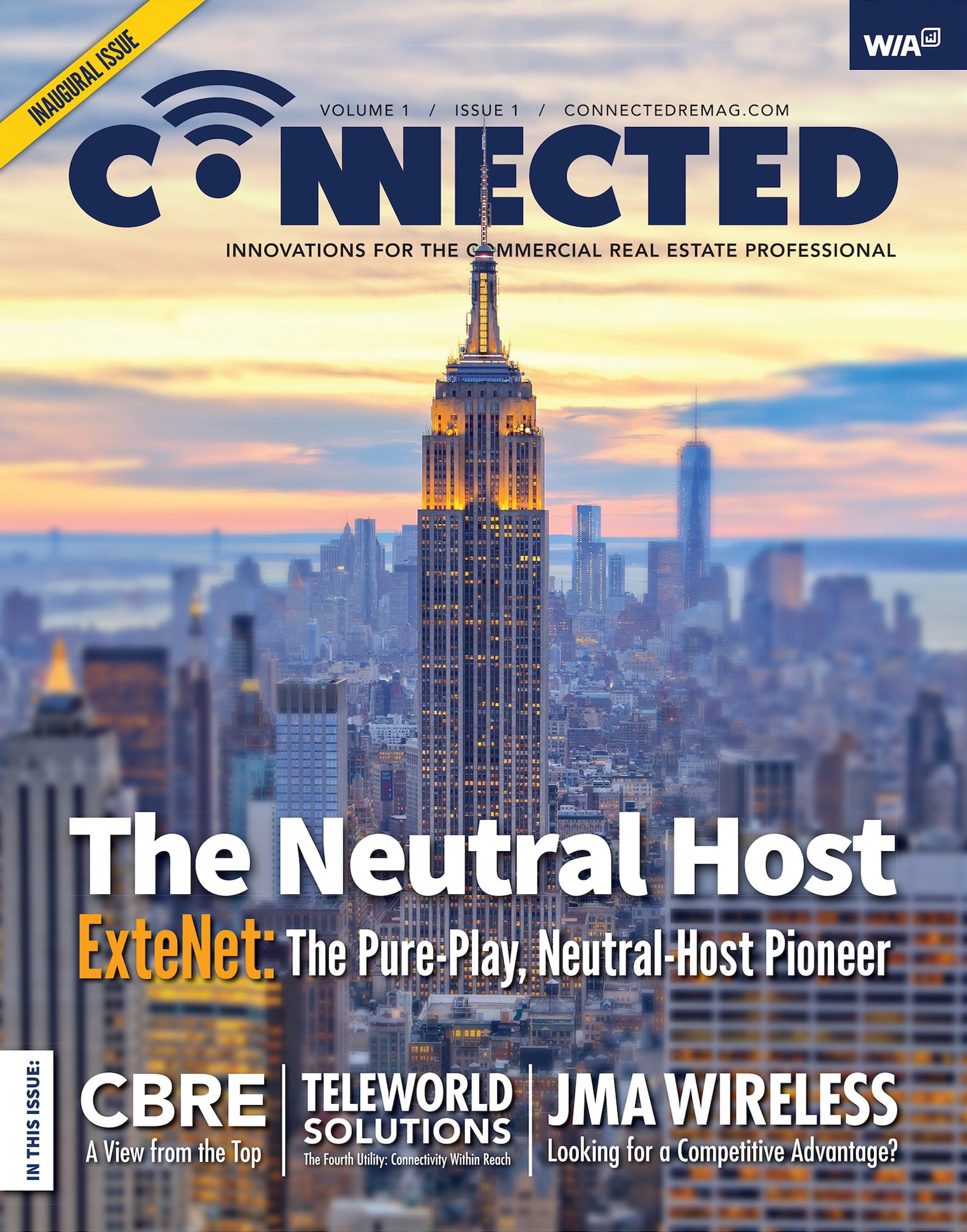 Connected Issue 1
