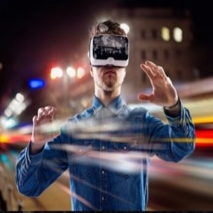 Virtual reality via smartphone starts to get real