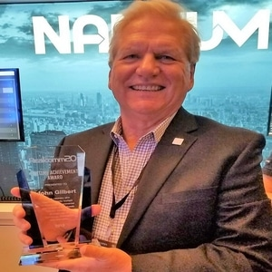 Rudin's Gilbert Honored at Realcomm with Lifetime Achievement Award