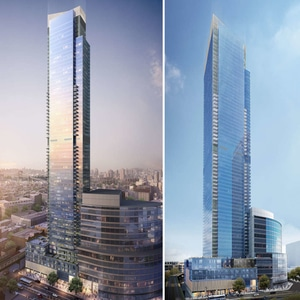 Venture group obtains construction loan to build 67- story tower in Queens