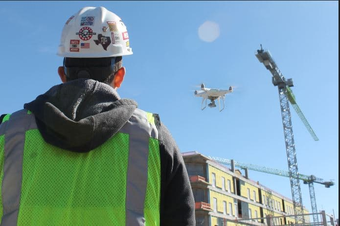 Drones Aid Developers and Owners by Making Planning and Inspections Safer and Cheaper