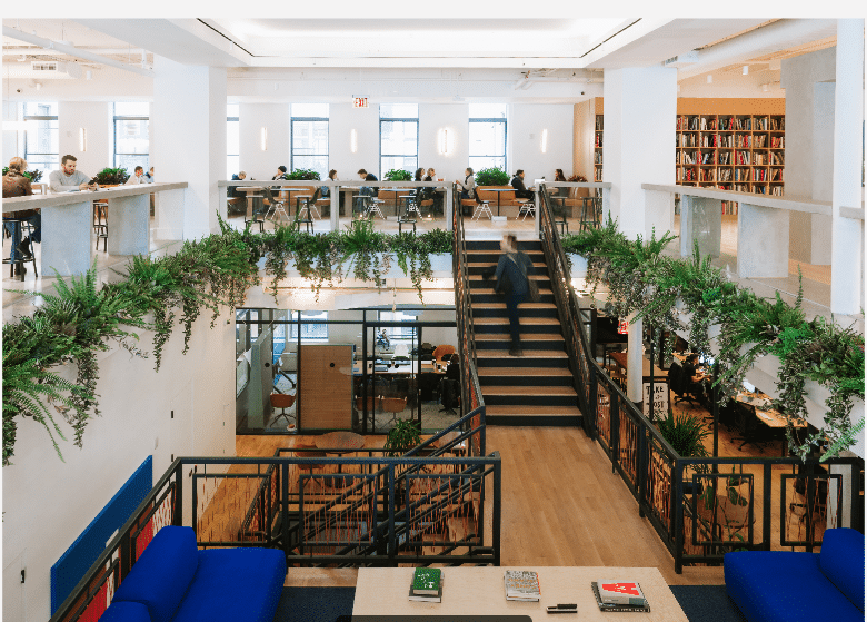 SoftBank Looks to Snare a Majority Stake in WeWork