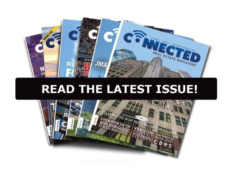 Connected Real Estate Magazine releases latest edition