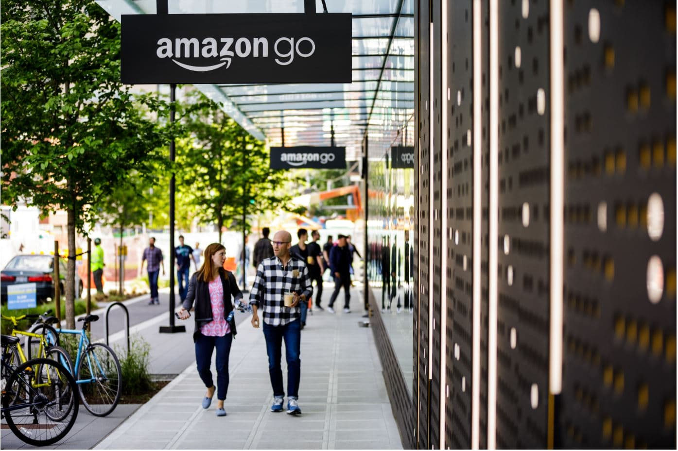 Amazon making a push for Cashierless GO Stores