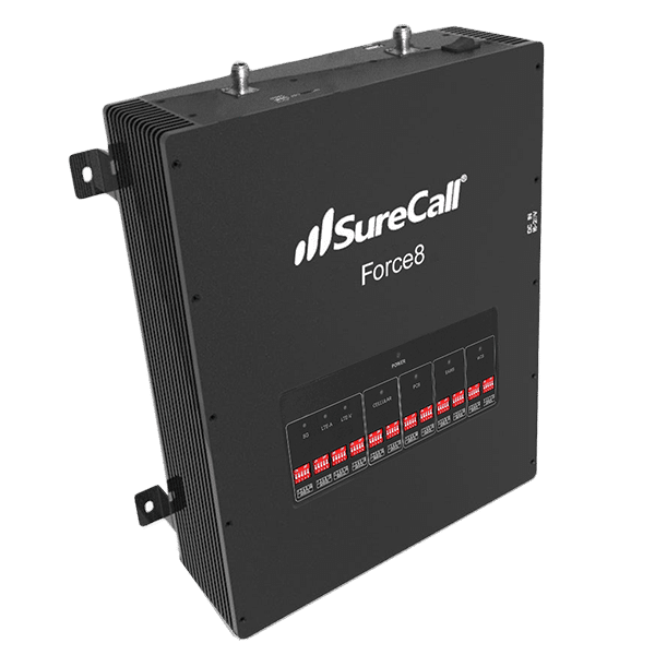 SureCall introduces Force8, industry's first 5G cell signal booster