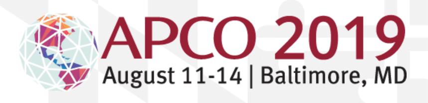 APCO Annual Conference & Expo