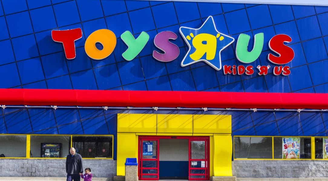 Toys R Us Embraces Retail As A Service, Plans to Open Two New Stores