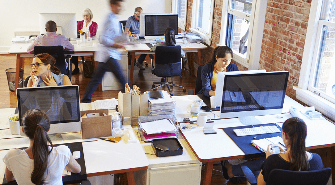 What Workplace Perks Do Office Workers Want Most? You might be Surprised.