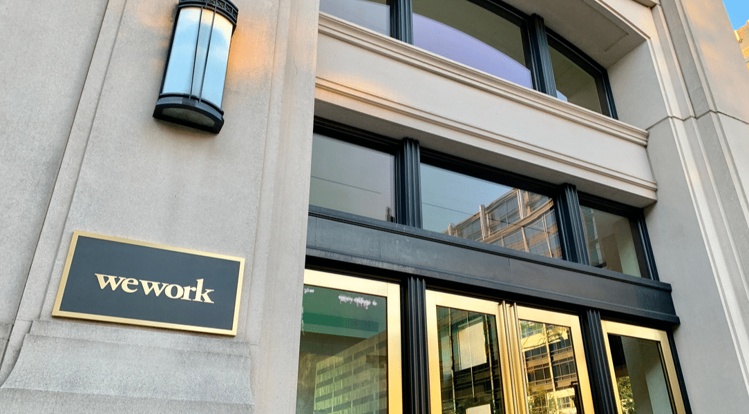 WeWork Considers Significant Cut to Valuation Price