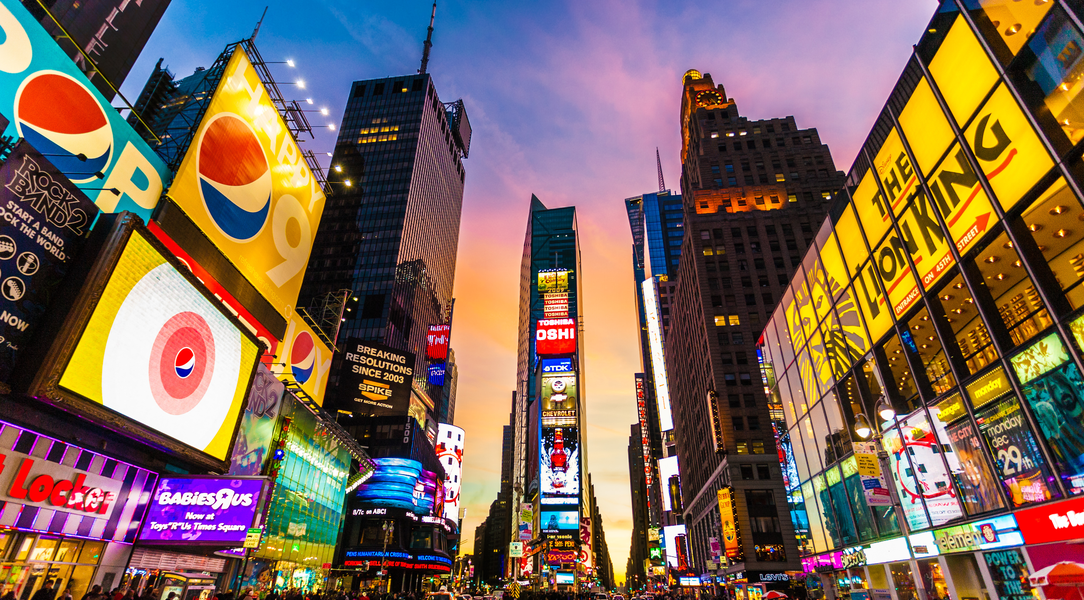 Connectivity Wireless Deploys CBRS (OnGo™) in Times Square