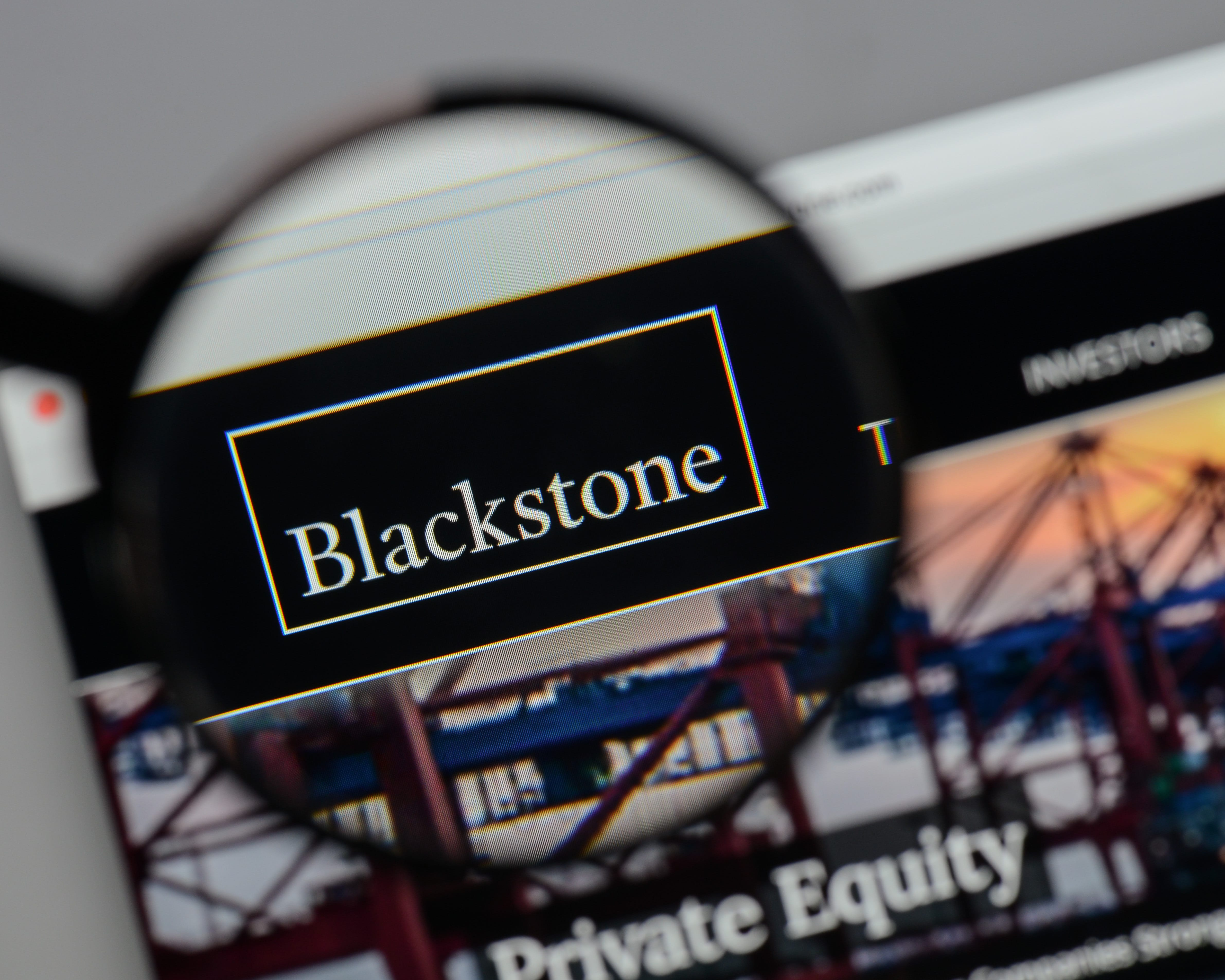 Blackstone Acquires Colony Capital Warehouses for $5.9B as Colony Preps for All Digital Future