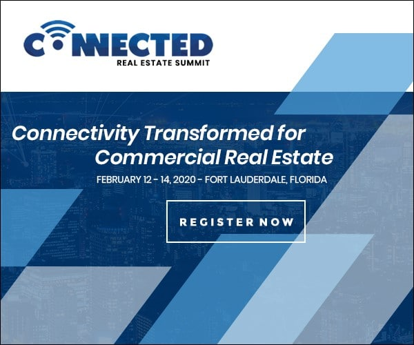 Big news from your friends at Connected Real Estate Magazine.