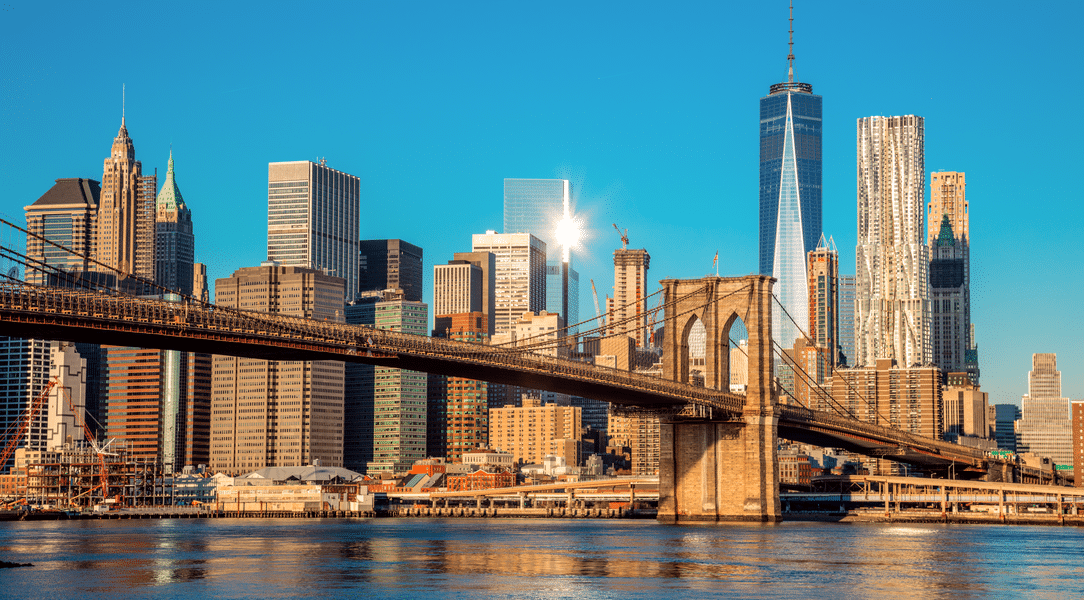 NYC is quickly becoming a second home for tech companies